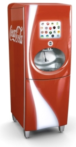 Coca-Cola's new Freestyle dispensers are probably on their way to a fast food outlet near you. It gets a thumbs up (with apologies to Roger Ebert) from me.