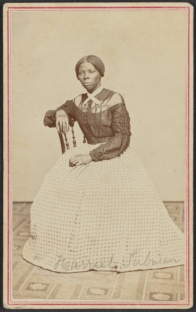 1868 abt Harriet Tubman